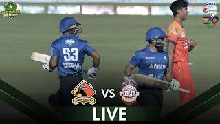 LIVE | Sindh vs Southern Punjab  | Match 3 | National T20 2021 | PCB