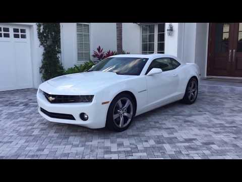 2012 Chevrolet Camaro 2LT RS Review and Test Drive by Bill Auto Europa Naples