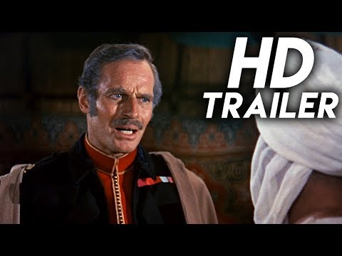Khartoum (1966) ORIGINAL TRAILER [HD 1080p]