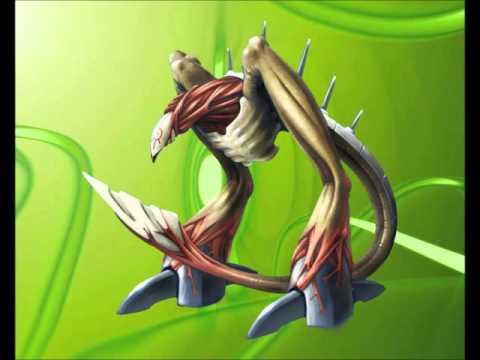 Code Lyoko The Monsters