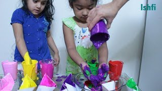 Learn Colors with Painting Boat with Rufi Ishfi