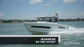2020 Jeanneau NC 895 Sport