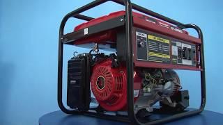Бензиновый генератор Бригадир(Бензиновый генератор Бригадир ..., 2011-10-21T06:59:25.000Z)