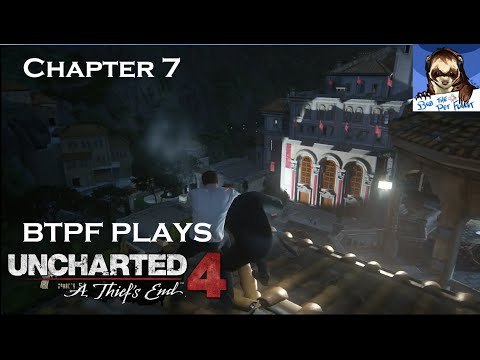 Let's Play Uncharted 4 Chapter 7 - Lights Out