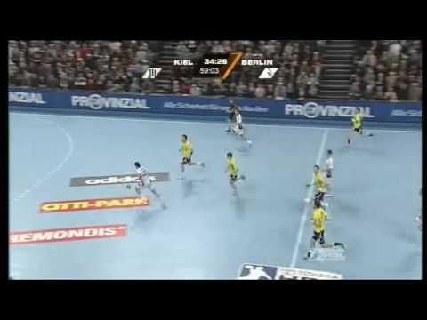 Handballtricks