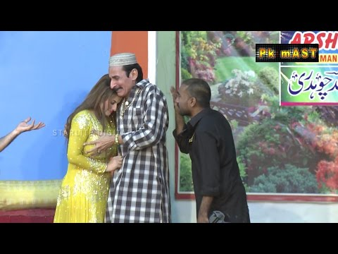 Saroor New Full Comedy Funny Pakistani Stage Drama Trailer 2016