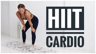 Killer HIIT CARDIO Workout // No Equipment