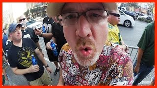 Ken's Vlog #193 - Football Game Day Saints Vs Packers, Who Dat, NFL