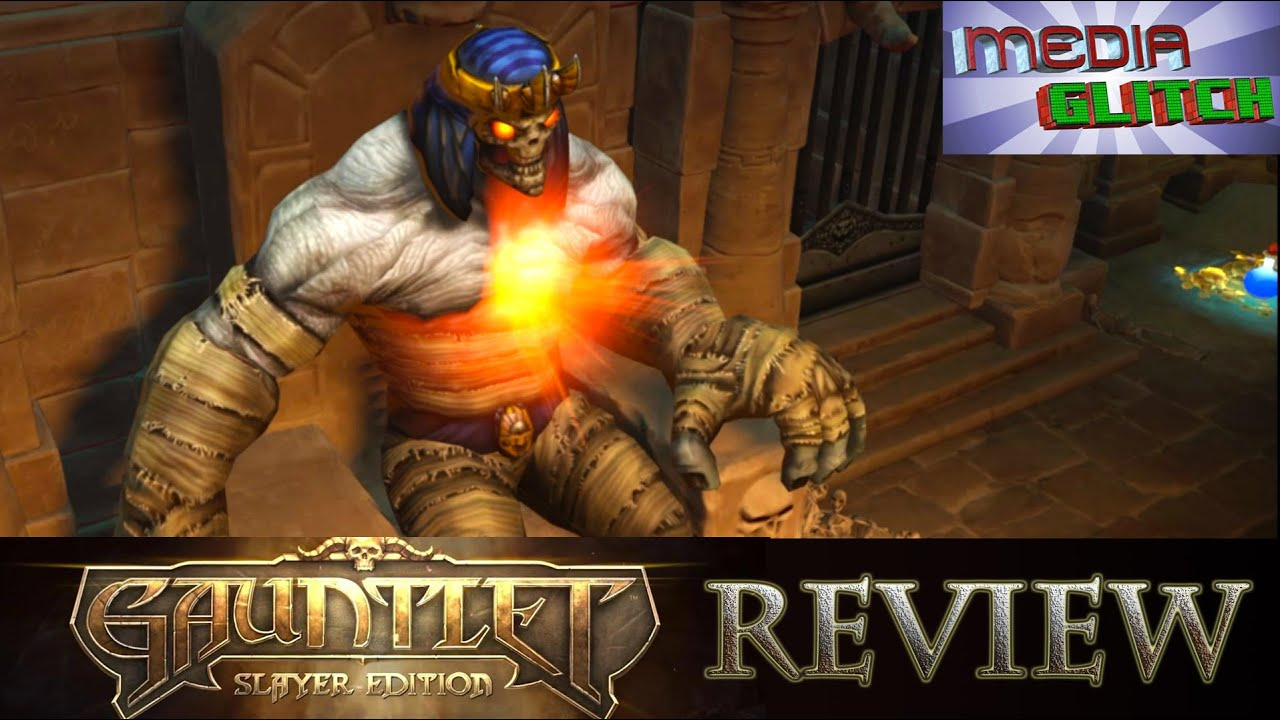 Gauntlet Slayer Edition Review Ps4 Youtube