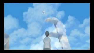 """The title of this animation is """"The Girl Who Leapt Through Time"""". ▽..."""