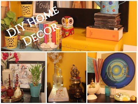 DIY Home Decor | Easy Home Decor Tips in Budget | Home Decor Vlog