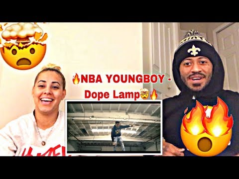 NBA YOUNGBOY - DOPE LAMP REACTION 🔥 HE ON FIRE 🔥 WON'T BELIEVE THIS MUST WATCH!
