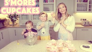 S'mores Cupcakes! | Anna Saccone