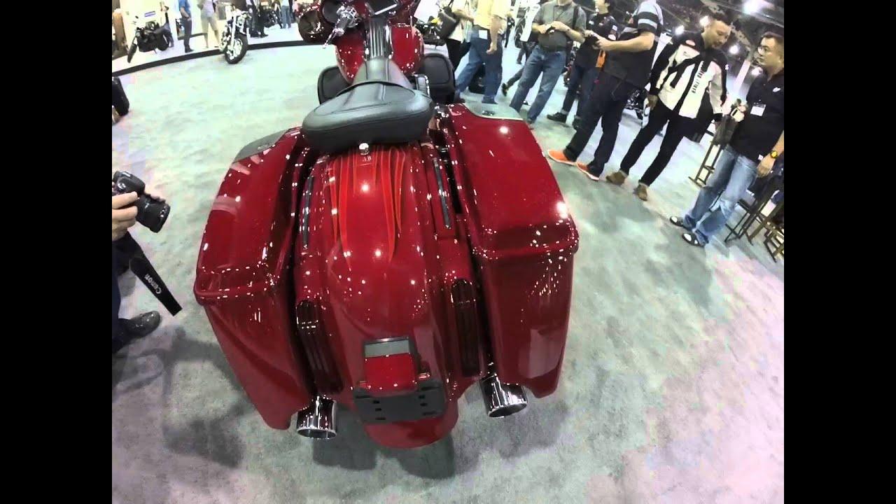 2016 Cvo Street Glide Flhxse Harley
