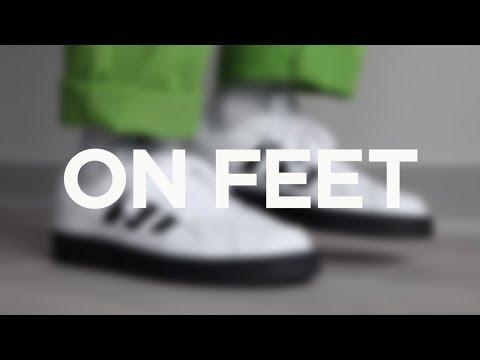 Palace x Adidas Camton trainers
