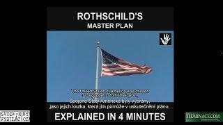 Stručné vysvětlení bankovních plánů Rothschildů - Centrální Banky thumbnail