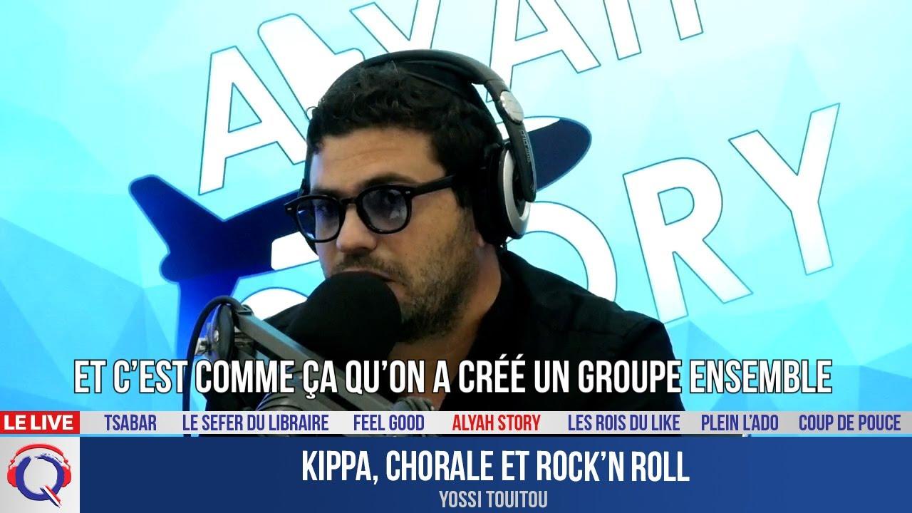 Kippa, chorale et rock'n roll - Alyastory#526