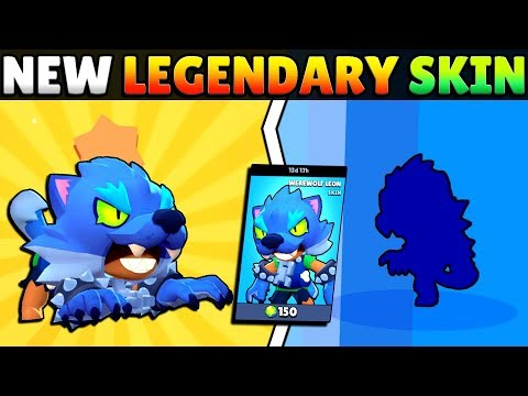 NEW LEGENDARY WEREWOLF LEON SKIN GEMMING & GRAVEYARD SHIFT SHOWDOWN!