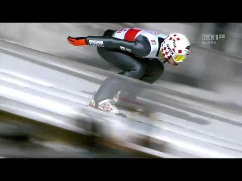 Kamil Stoch Willingen 2014 Zwycięstwo Winner 145,5m Druga Seria HD!