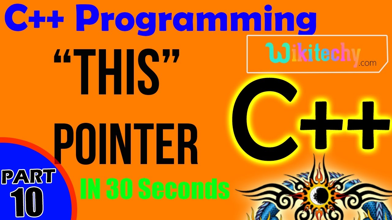 this pointer in c c interview questions c interview this pointer in c c interview questions c interview questions and answers