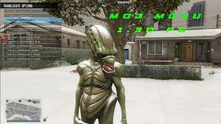 GTA 5 PC Mod Menu InfaMous Online Patch [1.30] Tutoriel