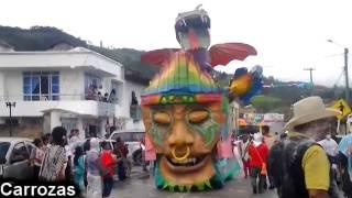 6 de ene 2014 Carrozas en Santiago Putumayo