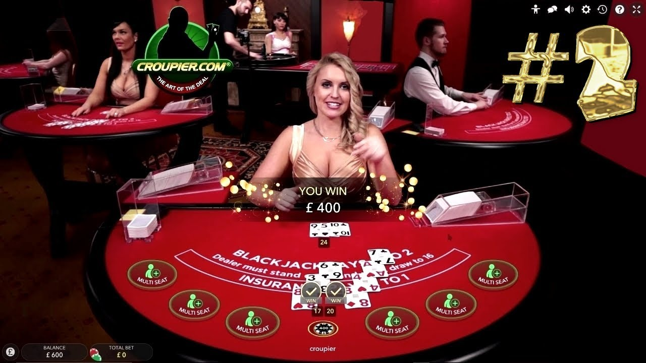 Online Blackjack Real Dealers