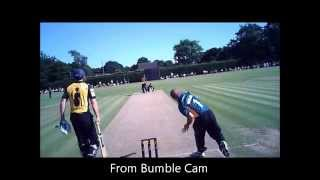 Woodhall Spa CC Vs Lashings World XI 2012 & Official Net Opening Featuring Kevin Pietersen MBE