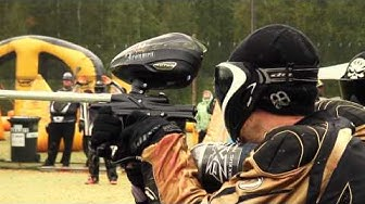 2nd Division paintball, Oulu, Finland