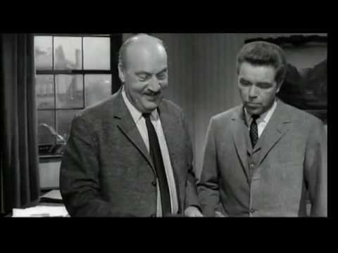 Heinz Drache und Siegfried Schürenberg