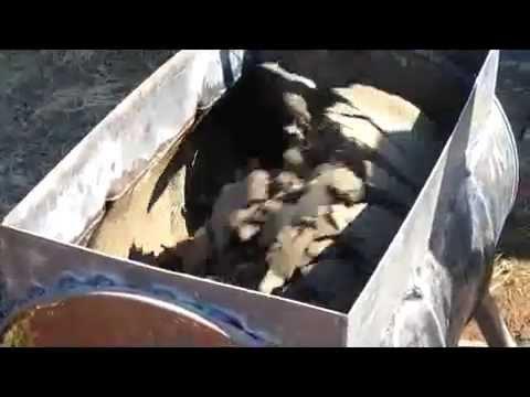 Растворомешалка своими руками видео 151