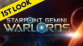 Starpoint Gemini Warlords - First Look At - Sponsored (Xbox One Gameplay)