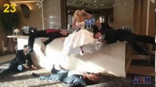 Пьяные невесты, лучшие приколы на свадьбах