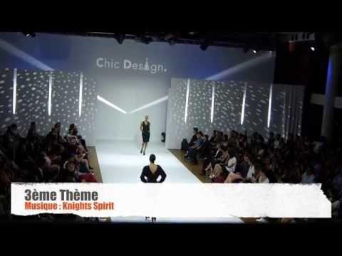 Musique pour un défilé de mode Haute Couture (Chic Design)