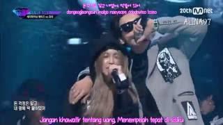 [INDO SUB] Heize feat Chanyeol (EXO) - Don't earn money (Unpretty Rapstar)