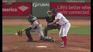 MLB Amazing Catcher Blocks