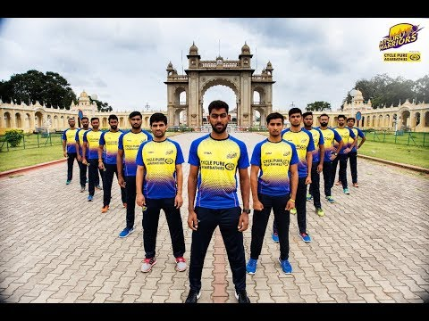 Mysuru Warriors Anthem 2018