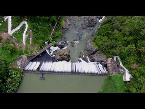 Represa el salto en Comerio & Puente Atirantado de Naranjito  P. R .