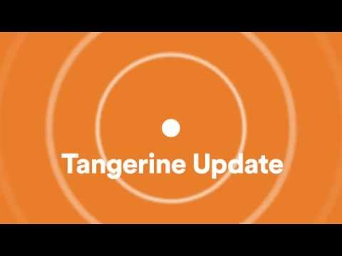 Tangerine Bank Update - New Account Names