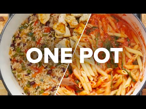 31 One-Pot Recipes