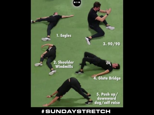 Stretch Sunday Oct 28 Josh 1