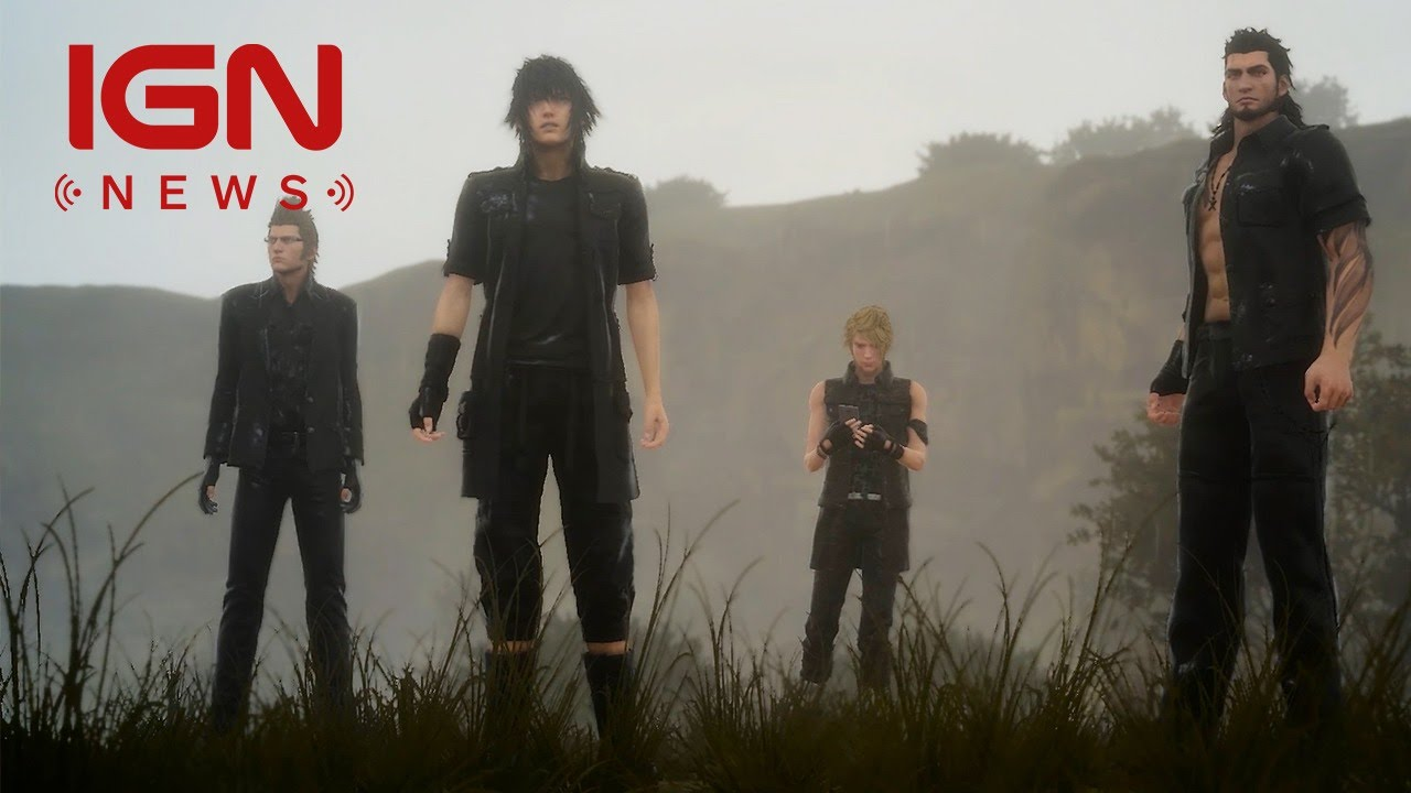 Official Final Fantasy 15 Clothes Cost Thousands of Dollars , IGN News , YouTube