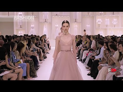 DIOR Fall 2018 2019 Haute Couture Paris – Fashion Channel