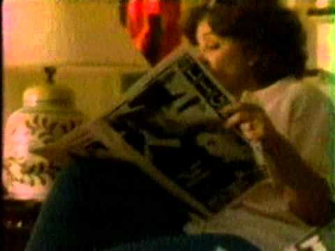 New York Daily News commercial (1989)