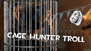 Dying Light: Cage hunter Troll