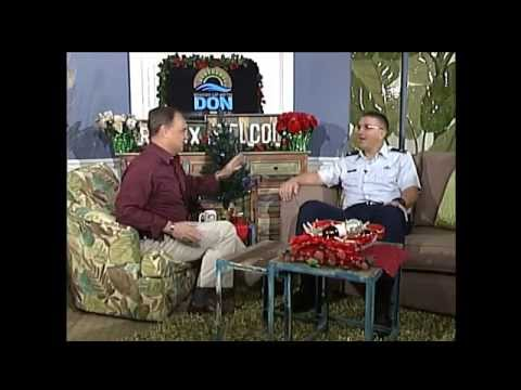 Panama City's First Things on Wakin' Up With Don Arias 12/23/14