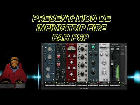 PRESENTATION DE INFINISTRIP FIRE PAR PSP AUDIOWARE