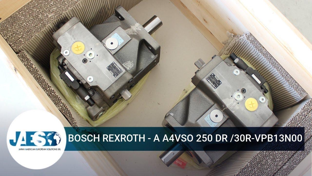 BOSCH REXROTH A A4VSO 250 DR /30R-VPB13N00 - Piston pump R910988701 - Pompa  a pistoni