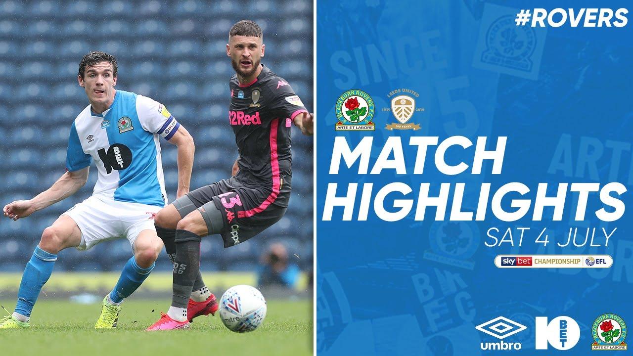 Highlights: Rovers 1-3 Leeds United