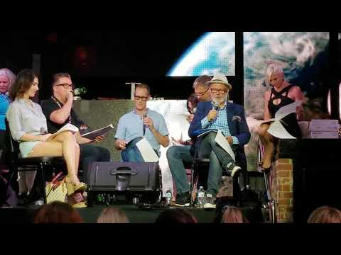 Cast Of Stargate Atlantis Reads A Scene From The Never Made Film, Extinction At SDCC